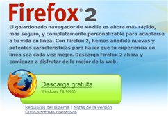 Descarga Firefox 2